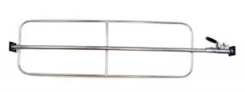 PR-809R - Medium Duty Pressure Release Load Bar with Weld-On Hoops