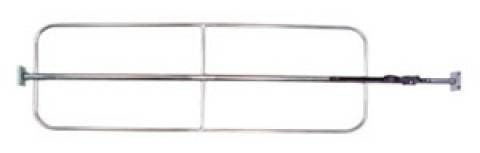 CB-309 - One Piece Bar with Weld on Hoops
