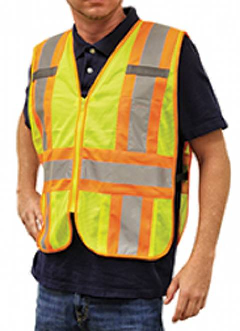 Adjustable Safety Vest